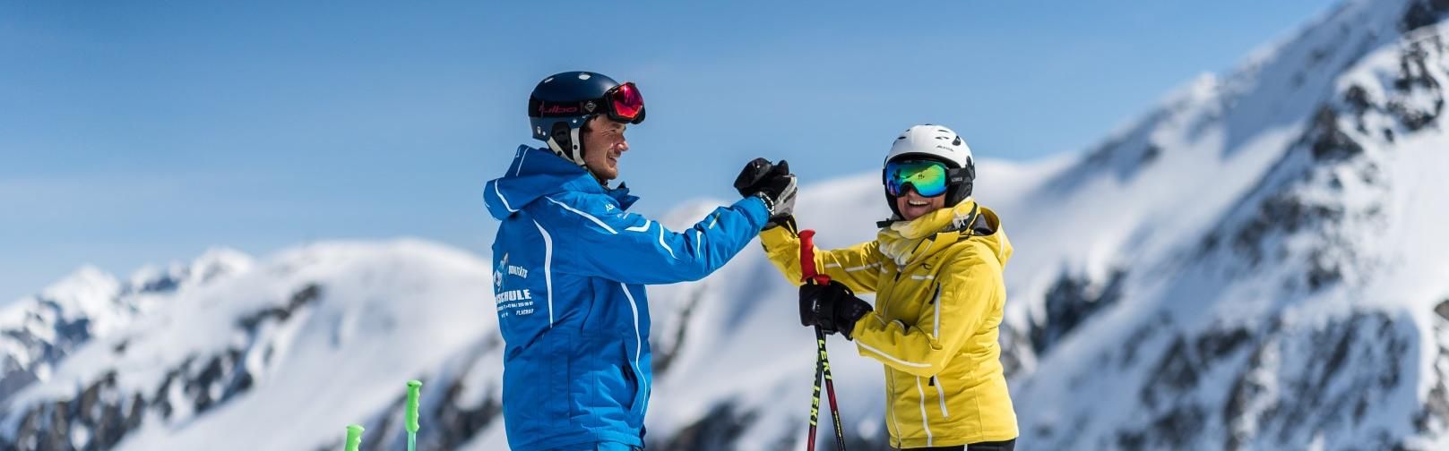 Ski school Flachau - private lessons ski for adults and children - ski course Flachau
