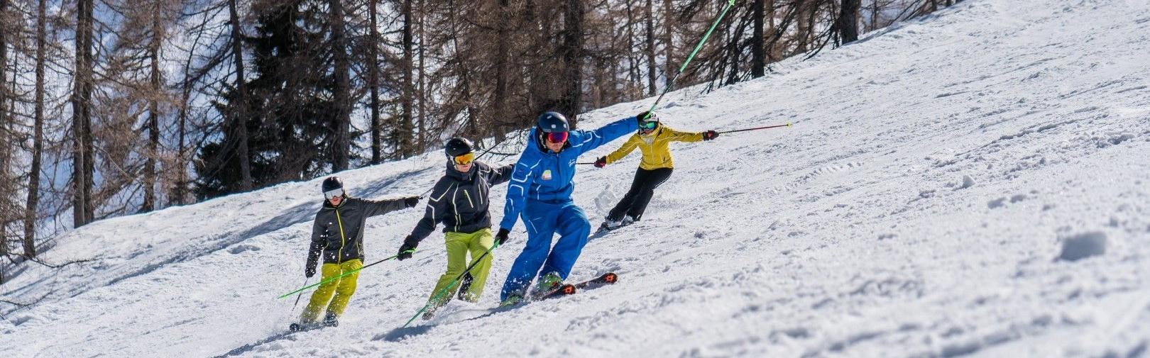 Ski course in Flachau from 16 years - Flachau ski school