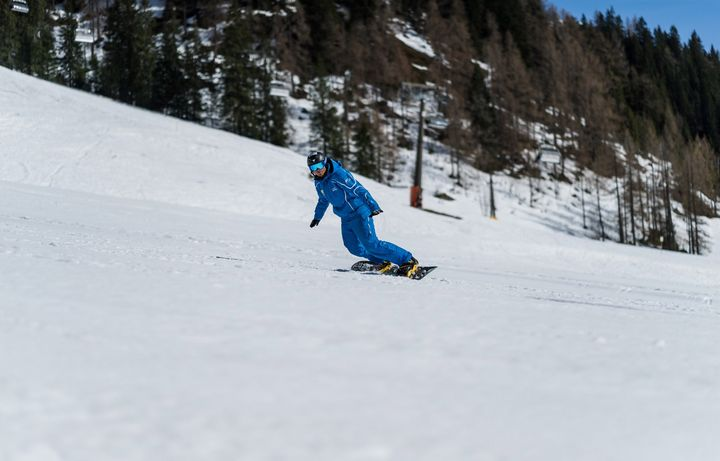 Snowboard courses for children and adults - ski courses in Flachau