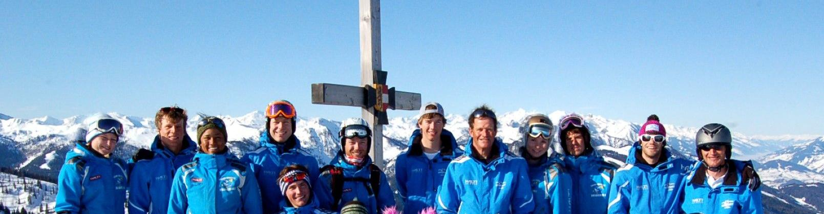 Ski school Flachau - well trained ski instructors